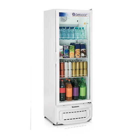 Refrigerador Vertical GPTU40 414L Gelopar