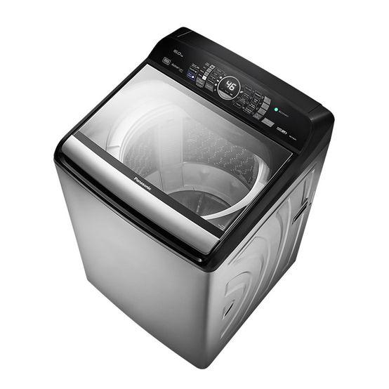 Lavadora de Roupas Panasonic 16Kg Inox 220V