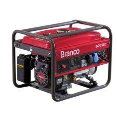 Gerador de Energia à Gasolina B4T-2500S 2,2 kVA Mono 6,5CV  Branco