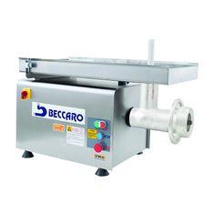 Picador de Carne 98 em Inox 220V Beccaro